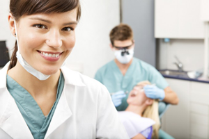 dentist assistant salary california